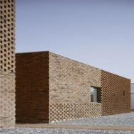 Modern House Brick Design