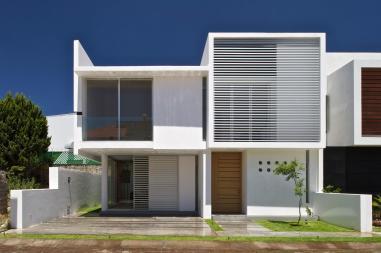 Modern House Facades Designs Single Story Homes