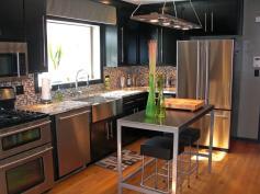 Modern Industrial Style Kitchen Design Orchidlagoon