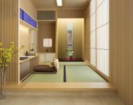 Modern Japanese Studio Interior Design