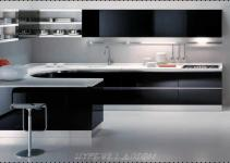 Modern Kitchen New Home Plans Interior Decors Luxury