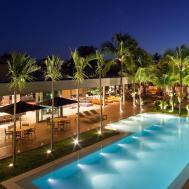 Modern Leisure Pavilion Residence Basiches