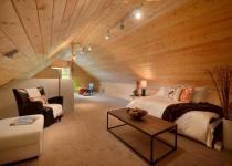 Modern Loft Living Room Design Ideas Small