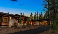 Modern Martis Camp Home 082 Crestwood Construction