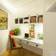 Modern Meets Classic Spacious Hong Kong Apartment