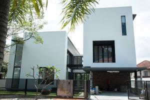 Modern Minimalist Home Kota Damansara Core Design