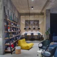 Modern Office Space Looks Like Urban Loft