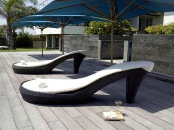 Modern Outdoor Furniture Beautiful Yard