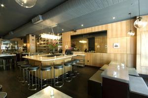 Modern Restaurant Hospitality Interior Design Paya Bar