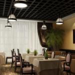 Modern Simple Chinese Restaurant Interior Design Decoratorist 104364