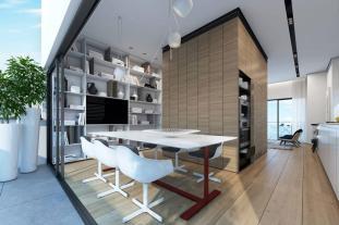 Modern Spacious Two Story Apartment Tel Aviv