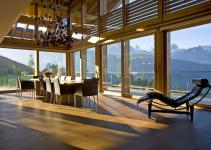 Modern Swiss Chalet Interior Design Callender Howorth