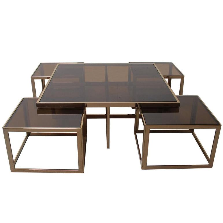 Modular Coffee Table 1stdibs