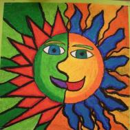 More Color Painting Complementary Colors Art Easy