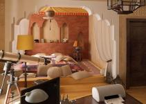 Moroccan Theme Bedroom Design Inspirations