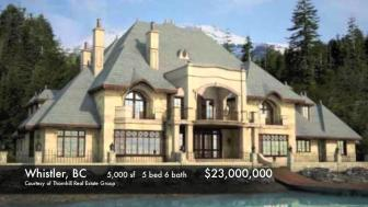 Most Expensive Homes Canada Luxury Real Estate