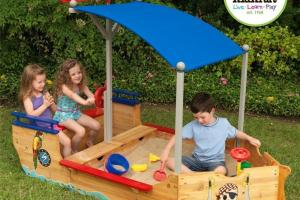 Most Fun Best Sandboxes Kids