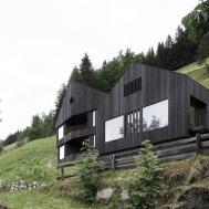 Mountain Vacation Villa Italy Built Local Dolomite