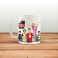 Mug Big Bang Theory Teams
