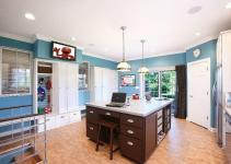 Multipurpose Room Mudroom Laundry Home Office