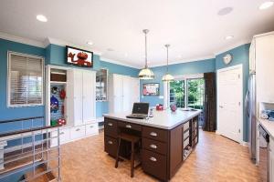 Multipurpose Room Mudroom Laundry Home Office