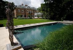 Natural Swimming Pools Diy Backyard Design Ideas