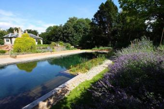 Natural Swimming Pools Southern California