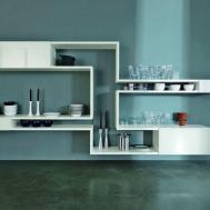 Neat Floating Shelf Decorating Ideas
