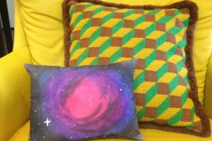 Nebula Pillow Make