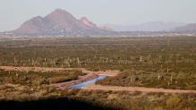Nestl Discovers Water Arizona Desert Bottles