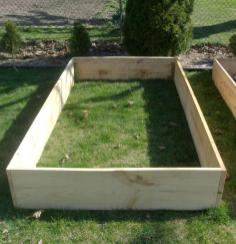 New Golden Age Diy Raised Bed