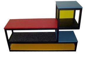 New Stijl Gerrit Rietveld Van Doesburg Chairs