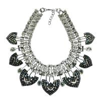 Newest Fashion Trendy Jewelry Wholesale Crystal Antique