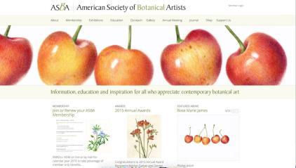 Now Live Auction Botanical Art Artplantae