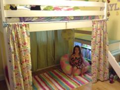 Nyc Loft Beds Modern Cool Kids Bedrooms White Corner