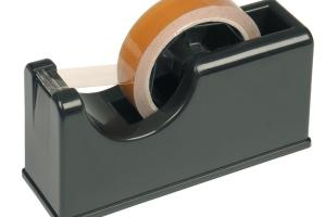 Office 25mm Weighted Bench Tape Dispenser