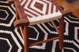 One Fine Pine Diy Woven Stool