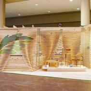 Ontario Wood Pavilion Wins Commercial Award