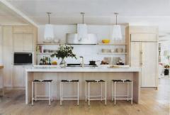 Open Shelves Kitchen Design Ideas Simple Person