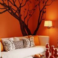 Orange Color Interior Design Bold Ideas
