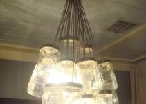 Ordinary Girl Diy Mason Jar Chandelier Must
