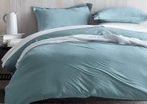 Organic Cotton Bed Sheets Alton 300 Thread