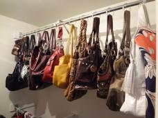 Organize Your Handbags Purses Glam Radar