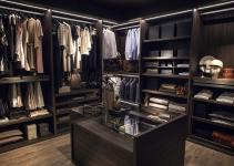Organized Wardrobe Space Savvy Stylish Closet Ideas