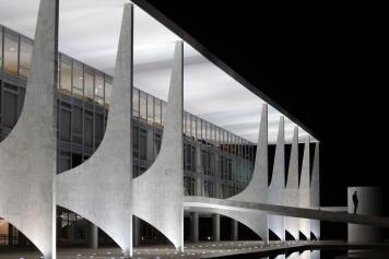 Oscar Niemeyer Architecte Sensualit