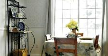 Our Blue Grey Yellow Dining Room Hometalk
