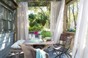 Outdoor Dining Room Makeover After Space