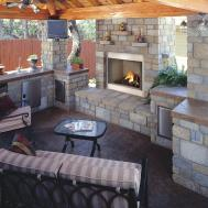 Outdoor Fireplaces Rockland County Landscaping Design