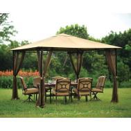 Outdoor Gazebo Canopy Tent Patio Mosquito