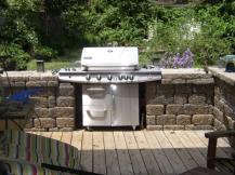 Outdoor Kitchens Ideas Simple Kitchen